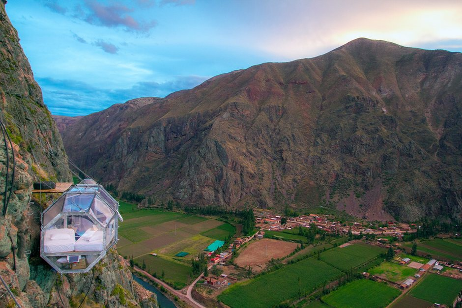 the guardian sleep amid the andes sacred valley peru natura vive