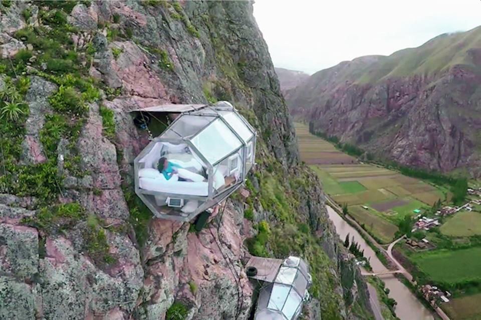 Forbes These 7 Unique Hotel Alternatives Make Everything Else Look Boring
