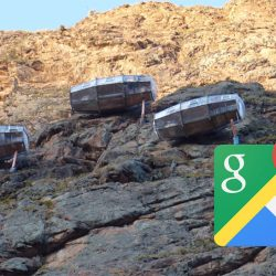 Google Maps te muestra el hotel colgante de Cusco no apto para cardíacos